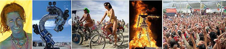 What Is Burning Man? » Domerama