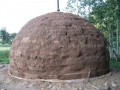 Straw Bale Dome