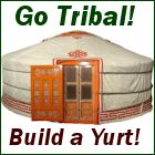 "Click here for the ""build yout own Yurt"" page"