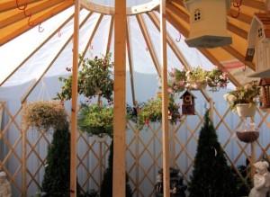 yurt plant suspension hooks