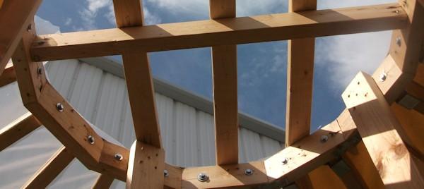 yurt ring rafter bolt screws