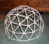Straw Geodesic Models