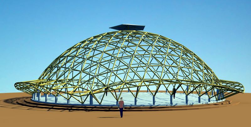 post_bamboo_dome_sketchup