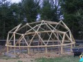 Geodesic Dome Framing with Sketchup