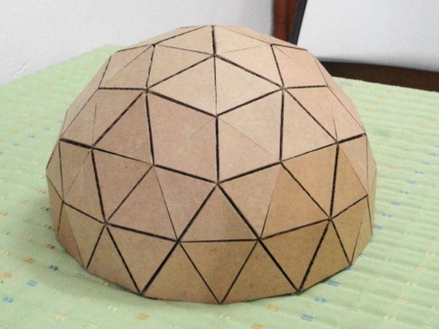 geodesic_cardboard_model_1